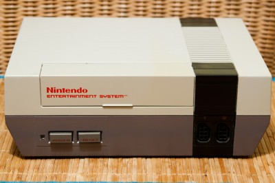 NES Nintendo Entertainment System