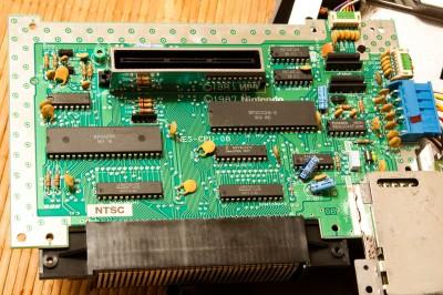 NES Main Board
