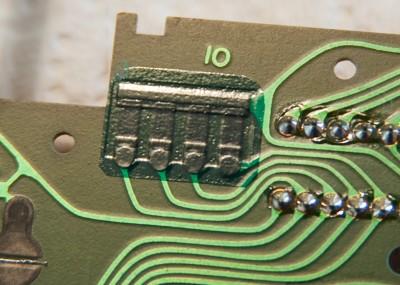 NES Gamepad Resistors